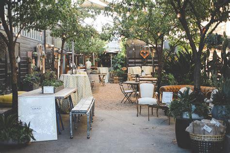 Springtime Wedding Inspiration at Stable Cafe in San