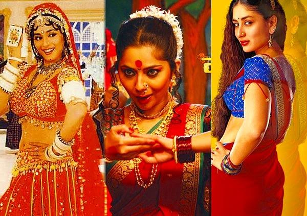 Geisha and Mujre wali and Indian cinema