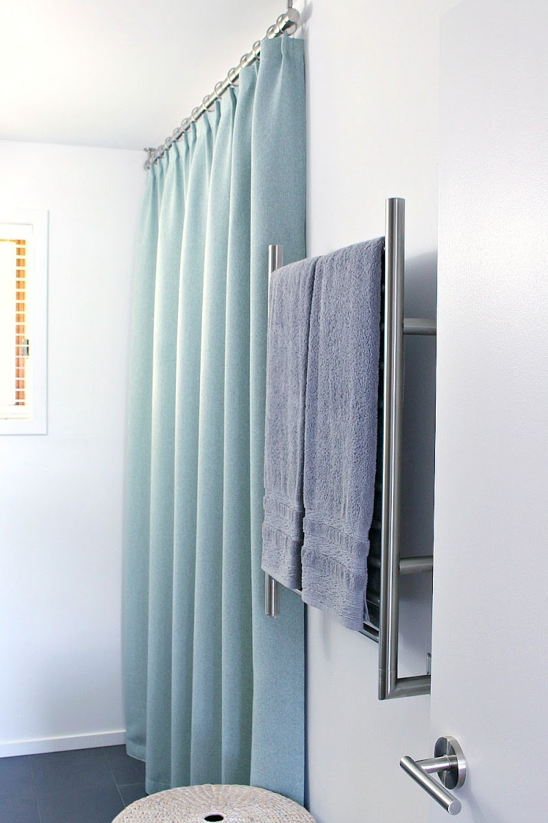 Best Of Bathroom Curtain Rods Photos