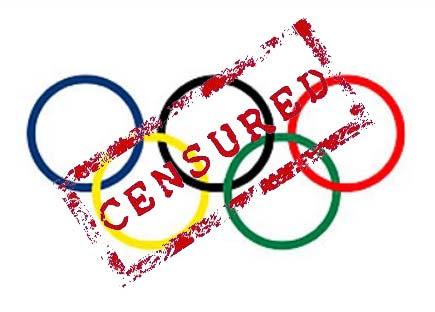 olimpiadi censurate