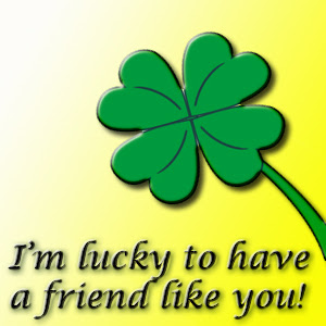Lucky Friend Free Best Friends Ecards Greeting Cards 123 Greetings