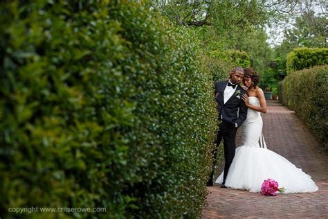 Featured Wedding: Daniel Stowe Botanical Garden