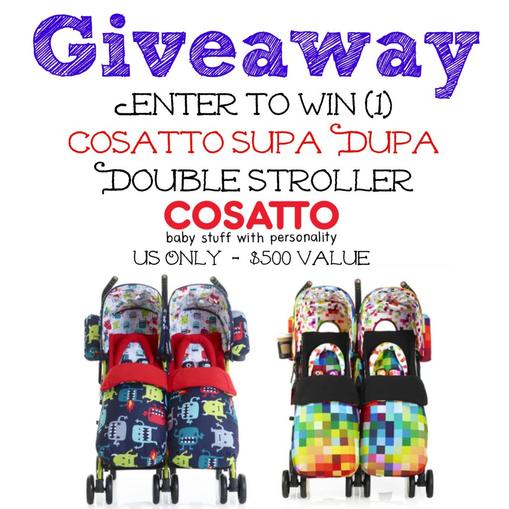 giveaways, contests, baby gear