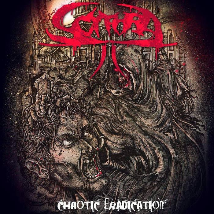 Chaotic Eradication cover art