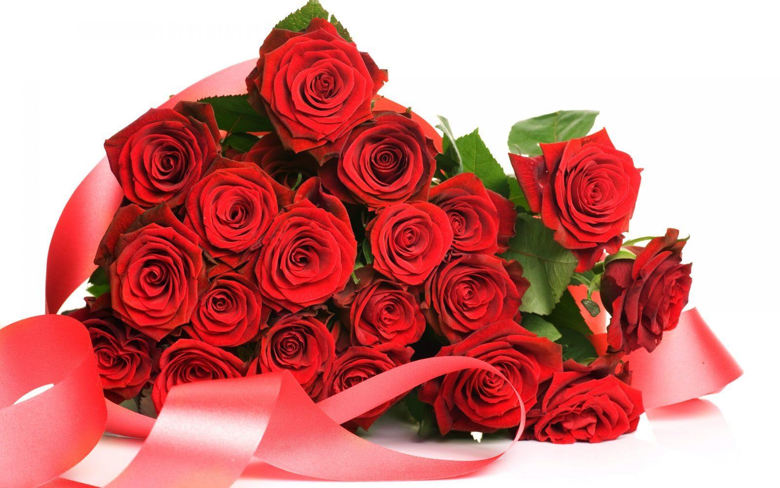 Ramo De Rosas Rojas Imágenes Y Fotos