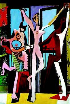 'La danza', 1925.