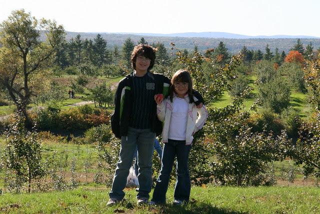 Kimball's Fruit Farm Vista