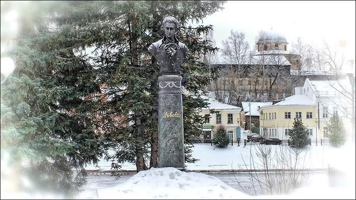 Архитектор А.Н. Львов