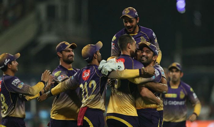 Royal Challengers Bangalore vs Kolkata Knight Riders, IPL ...