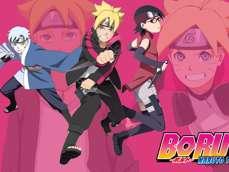 Unduh 1070+ Wallpaper Anime Hd Boruto HD Terbaru