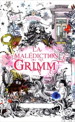 Couverture La malédiction Grimm