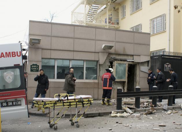 """Τουρκική προπαγάνδα! """"Μπλέκουν"""" την Ελλάδα με την έκρηξη στην Άγκυρα!"""
