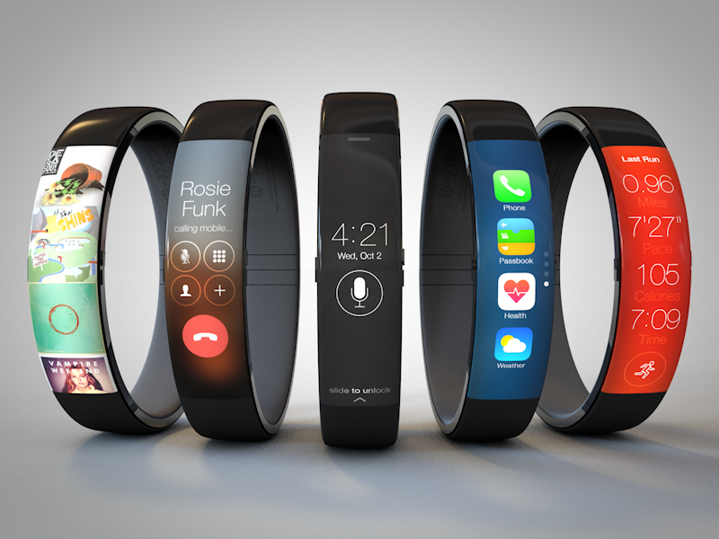 Apples mystery wearable could cost as much as $400