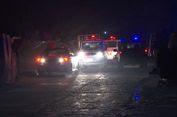 Bom Bunuh Diri Meledak di Ibu Kota Afganistan, 11 Tewas