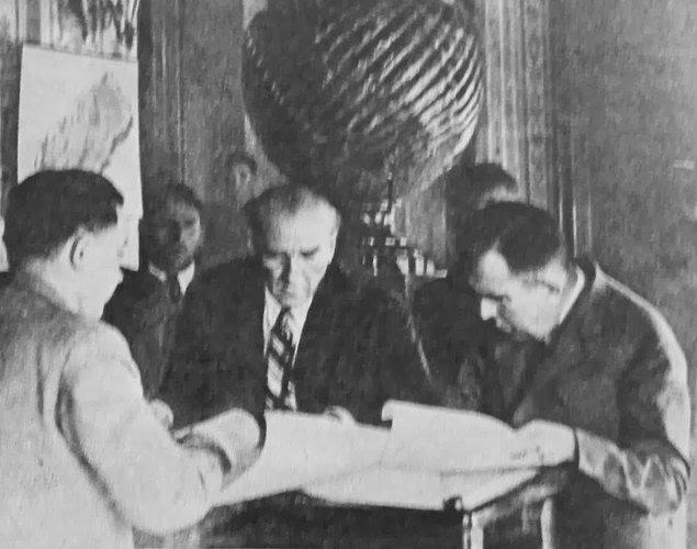 6 Eylül 1938 / ''Siyasi Miras''