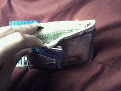 Squid wallet money hole