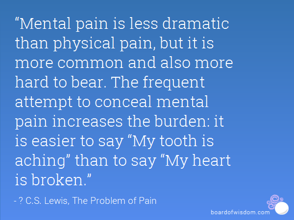 Quotes About Physical Pain 107 Quotes