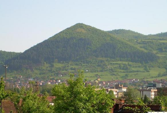 Visočica, bosnianska pyramída