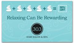 CPS-1043 - salon coupon card
