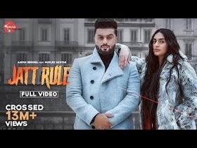 Jatt Rule   Aarsh Benipal   Gurlej Akhtar   Mani Reddu   Gur Sidhu   Swagger Music   New Song 2020
