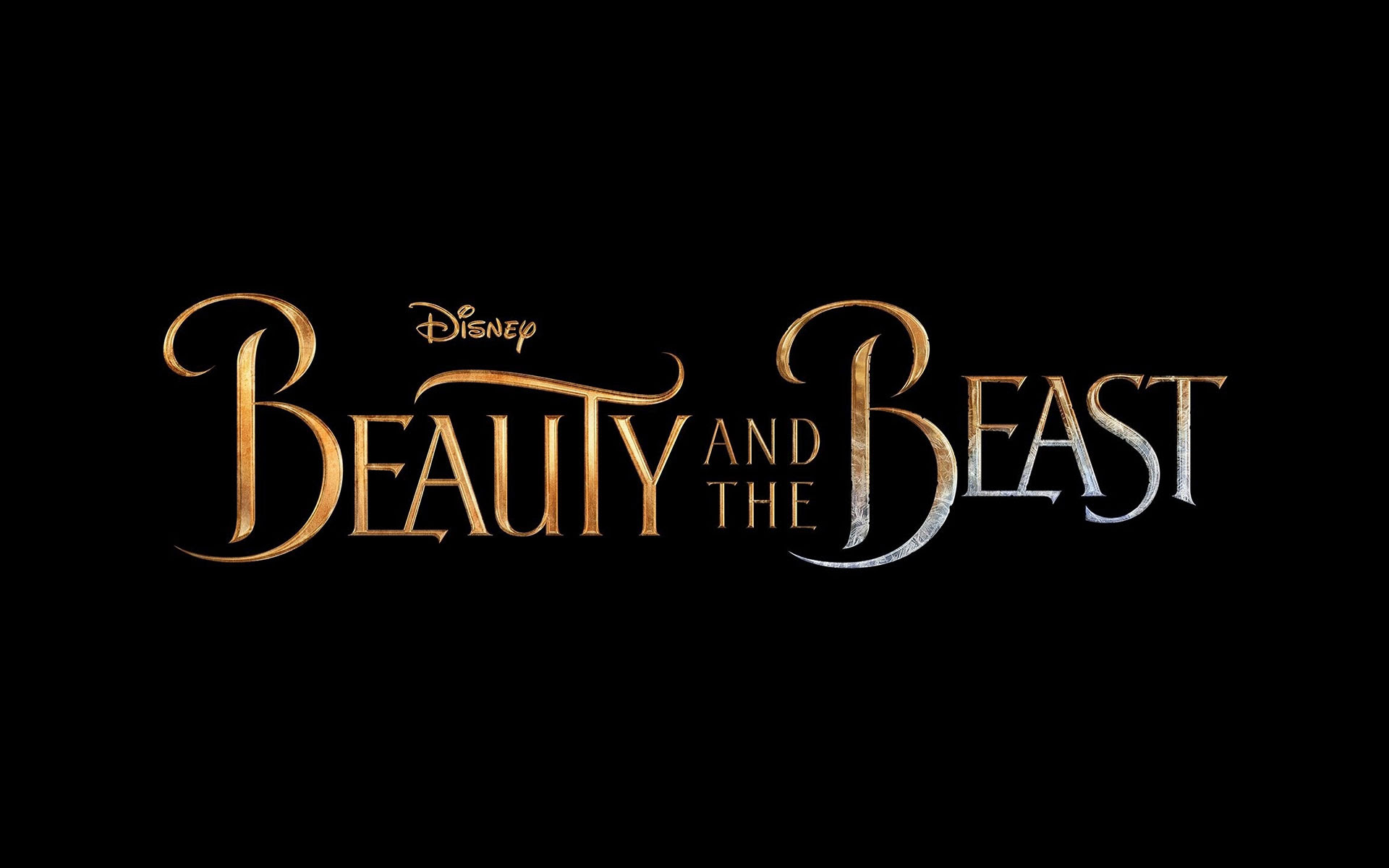 Beauty And The Beast 2017 Jessowey And Andy10b Wallpaper