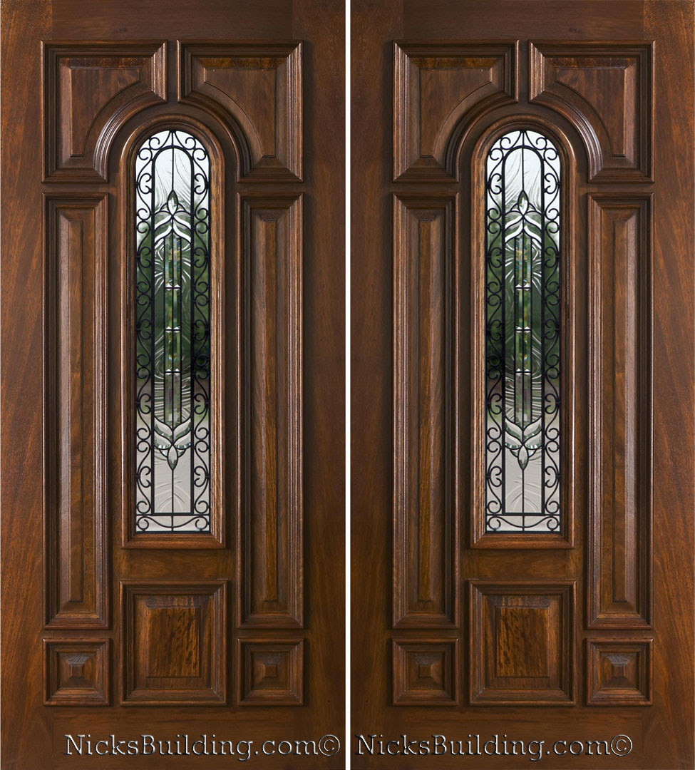Once Where To Get Wood Doors Exterior With Glass