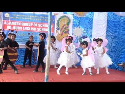 Daizi Dance by AL-Ameen School Hangal