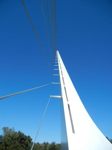 Sundial Bridge, Turtle Bay, Redding, California _ 5414