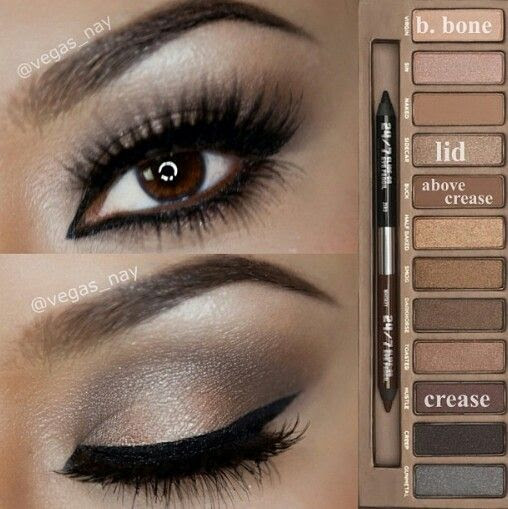 Naked palette! I have naked 2 but just ordered this and a couple other things! Can't wait to play!