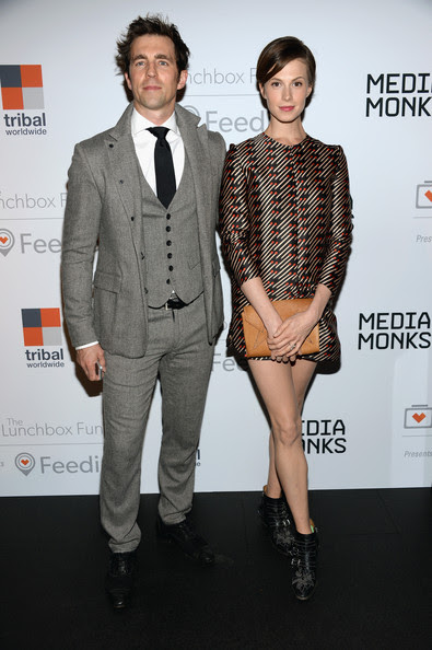 James Marshall - Arrivals at he Lunchbox Fund Fall Fete