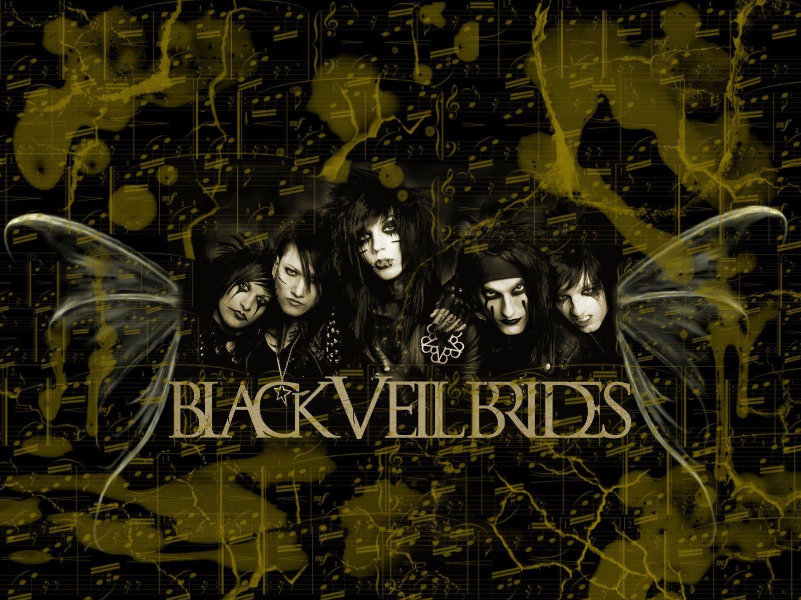 Black Veil Brides Wallpaper 1600x1200 80429