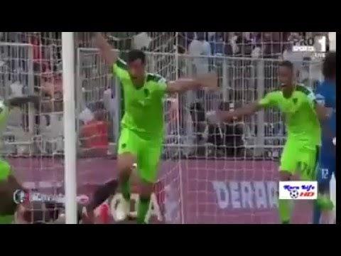 اهداف واحداث المبارة النهائية  اللقاء الحاسم في دوري عبد اللطيف جميل موسم 2016  الأهلي 3 الهلال 1 والف مبروك للأهلي