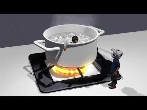 第270話 / 溫水煮青蛙