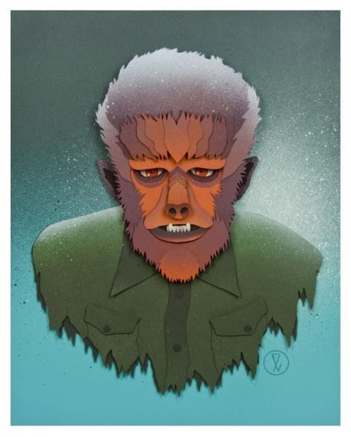 The Werewolf by Eelus