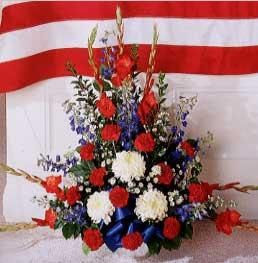 Fourth Of July Flower Ideas Peoples Flowers Peoples Flowers