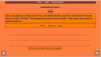 Portal Do Professor Estudando A Escrita Formação De Frases E