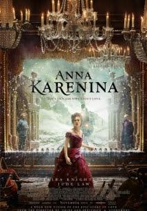 Anna Karenina film afişi