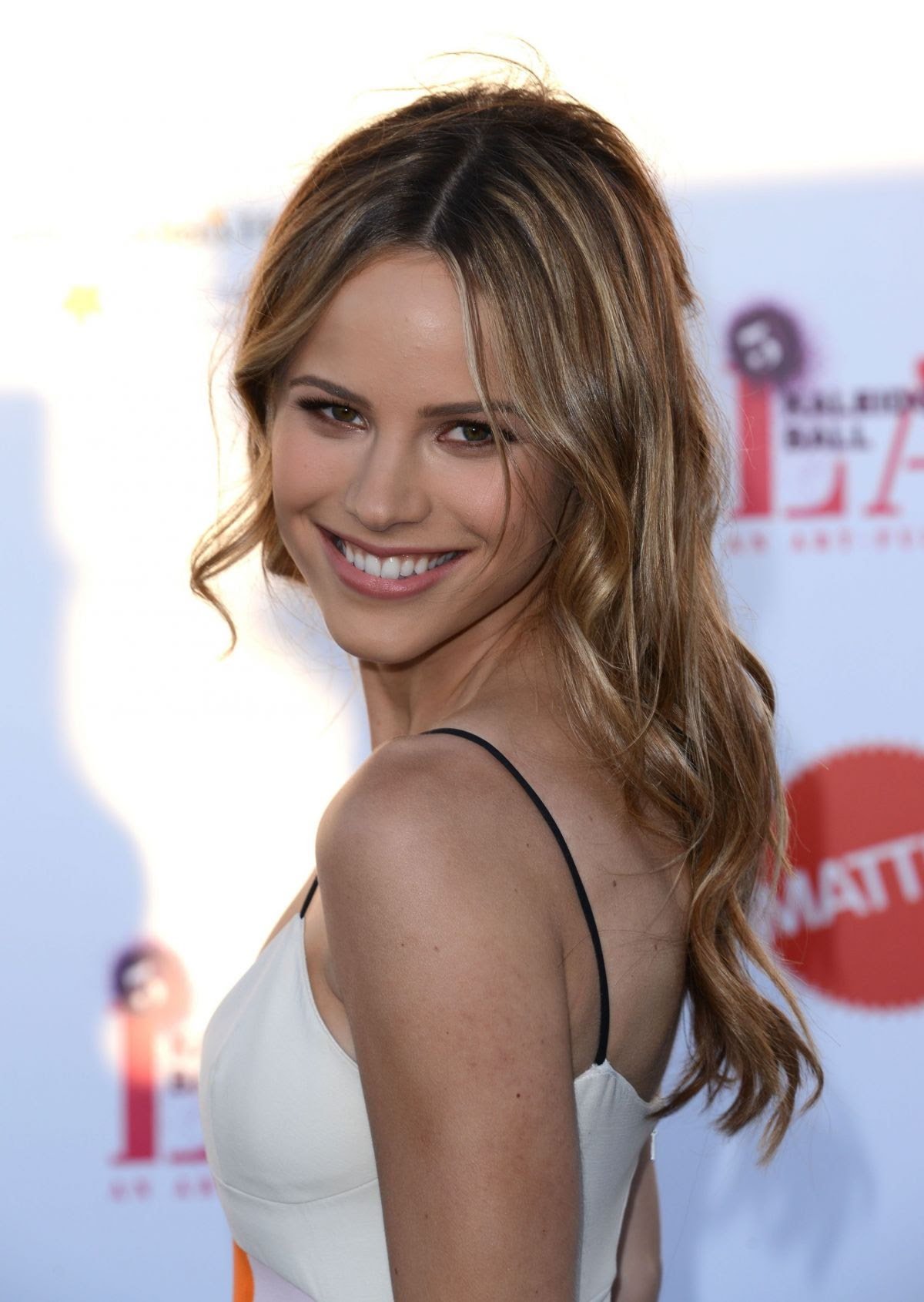 HALSTON SAGE at 3rd Annual Mattel Children