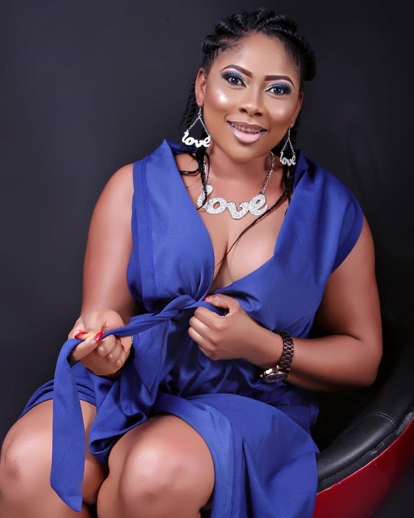 'I stand for sex before marriage because I don't want to end up with something inadequate' - Actress Queeneth Agbor