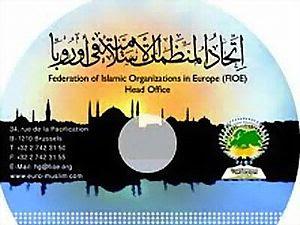 خريطة اتحاد المنظمات