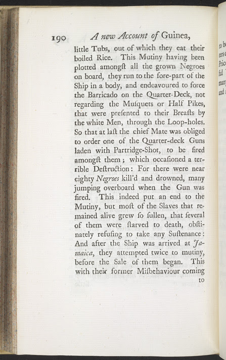 A New Account Of Some Parts Of Guinea & The Slave Trade -Page 190