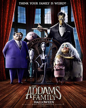 The Addams Family 2019 English HDCam 720p 600MB Hindi Subbed