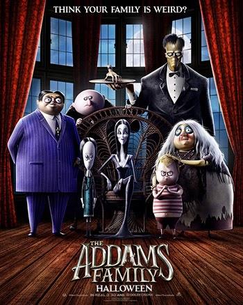 The Addams Family 2019 English HDCam 720p 600MB Hindi Subbed