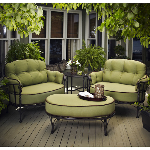 Athens Deep Seating by Meadowcraft | Outdoor Furniture ...