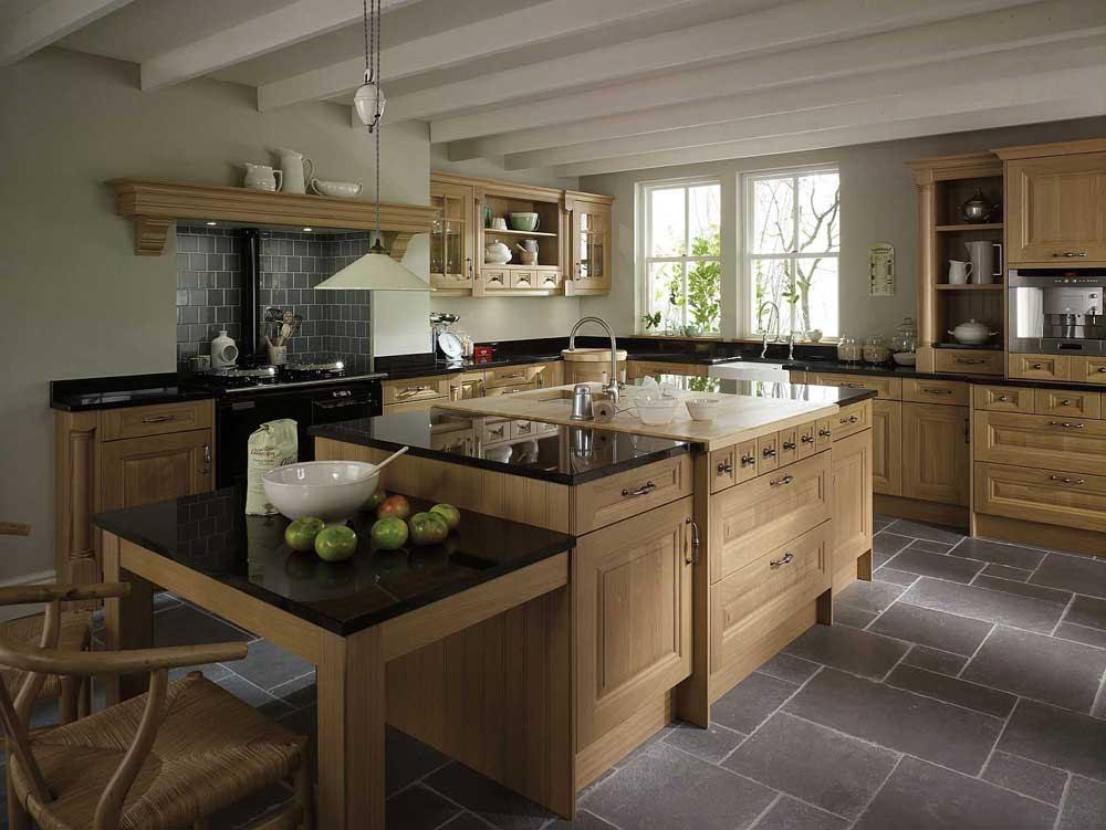 Kitchen design photos - Wittering West showroom Ketteirng ...