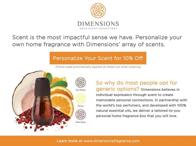 S/O @Smiley360......My Scent. My Story. Get your own personalized Dimensions home fragrance for 10% off! #DimensionsFragrance #ad #freesample Reveiw coming soon! https://t.co/Cu4LjjH2dD https://t.co/gvQ2N9mNbt