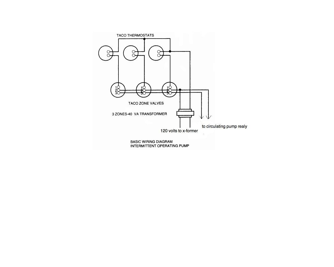 34 Taco Circulator Pump Wiring Diagram