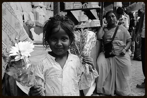 Flower Girl Mount Mary Shot By Marziya Shakir 4 Year Old by firoze shakir photographerno1