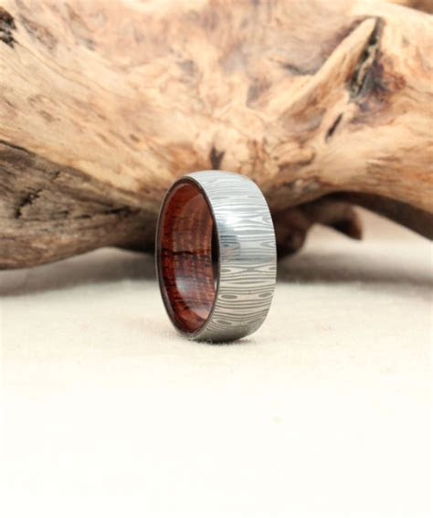 81  Unique Men's Wedding Bands with all Styles & Metals