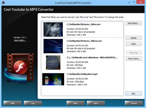 cool youtube  mp converter